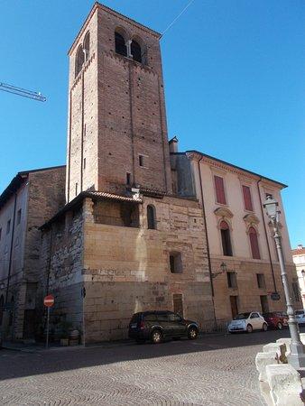 Torre Campanaria della Cattedrale di Santa Maria Annunciata