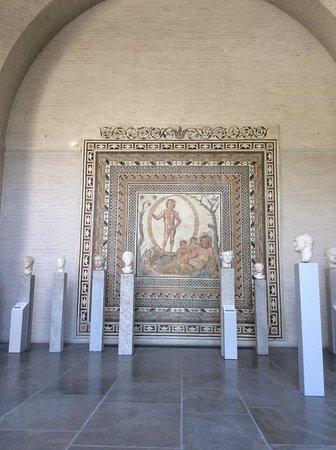 Sala interna della Glyptothek