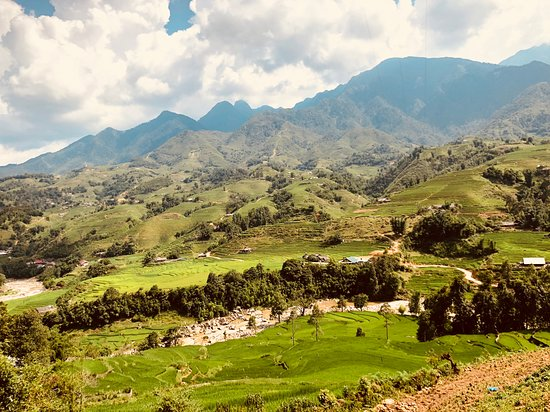 Go SaPa Trek-Tour : Stunning view.