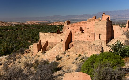 Kasbah of Tiout