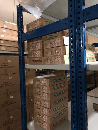 Dubaï, Émirats arabes unis : Citron Dubai Warehouse Lunchboxes