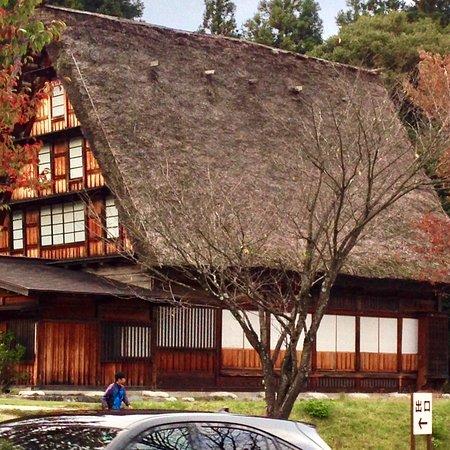 Shirakawago Gasshozukuri Homurajin Museum