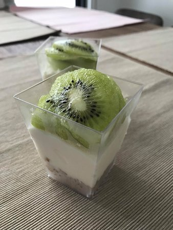 奇異果起士蛋糕  Fresh Kiwi Cheese Cake
