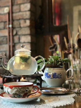 Herbal Tea & Presentation