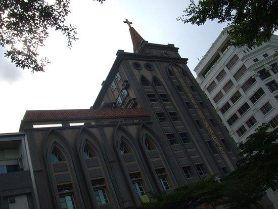 Taiwan Ji Du Zhang Lao Jiao Hui Nan Men Jiao Hui