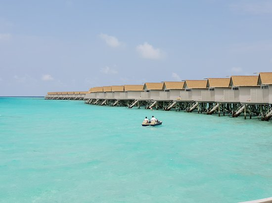Centara Ras Fushi Resort & Spa Maldives Photo