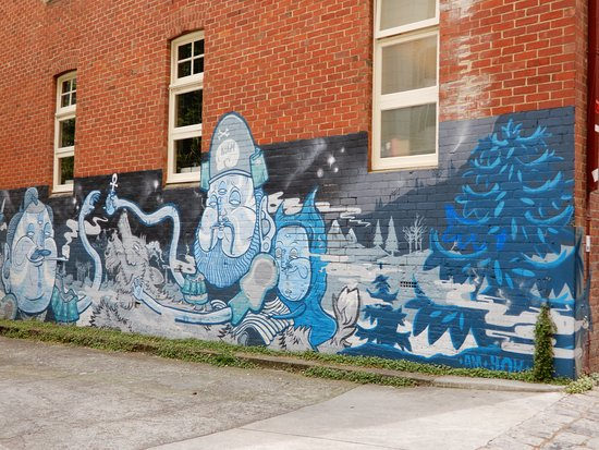 The ULTIMATE Perth Walking Tour: Street art