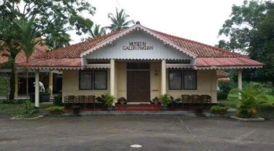 Ciamis, Indonesien: Museum Galuh Pakuan