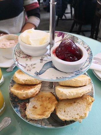 The Muffin Man Tea Shop Image