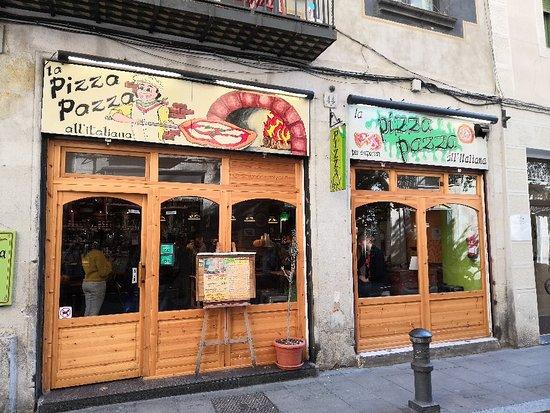 Pizza Pazza Image