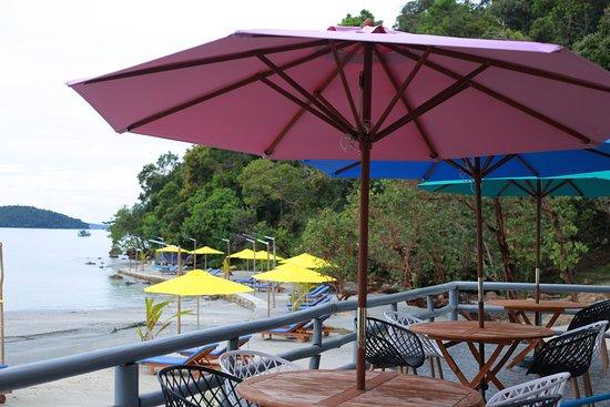 Balcony - Picture of Pearl Resort, Koh Rong Samloem - Tripadvisor
