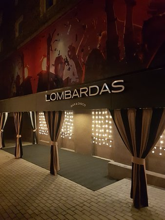 LOMBARDAS Bar & Disco