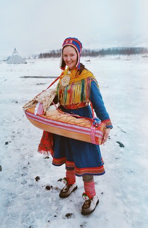 We are proud to share our unique Sami culture with the world