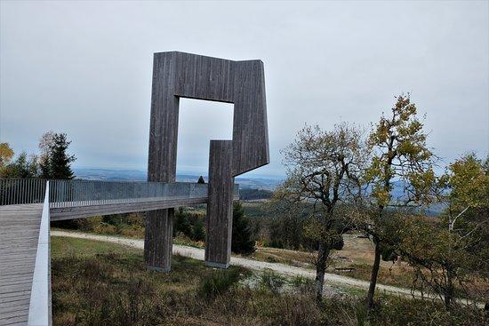 Erbeskopf lookout platform