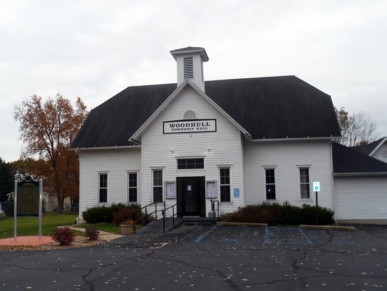 Woodhull Township Hall