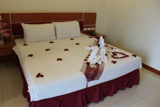Reception – kuva: Fulla Place Hotel, Phuket