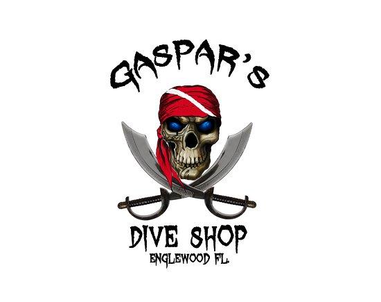 Gaspar's Dive N Board: Gaspar's Dive Logo