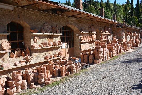 Impruneta, Italy: Fornace Masini
