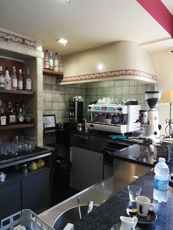 Angolo caffetteria