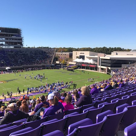 Bagwell Field at Dowdy-Ficklen Stadium