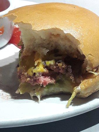 El Diablo burger Bilde av Zinburger i Boca Raton TripAdvisor