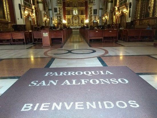 Iglesia de San Alfonso Maria de Ligorio