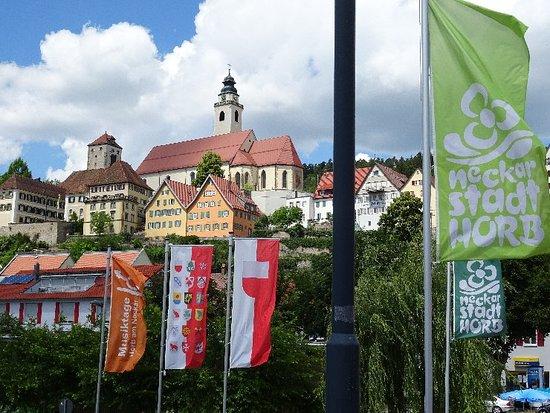 写真historische Altstadt Horb枚