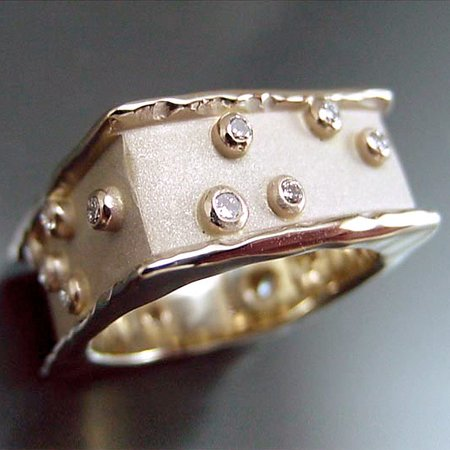 Ann Marie Cianciolo Signature Stacking Rings