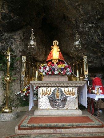 Virgen de Covadonga