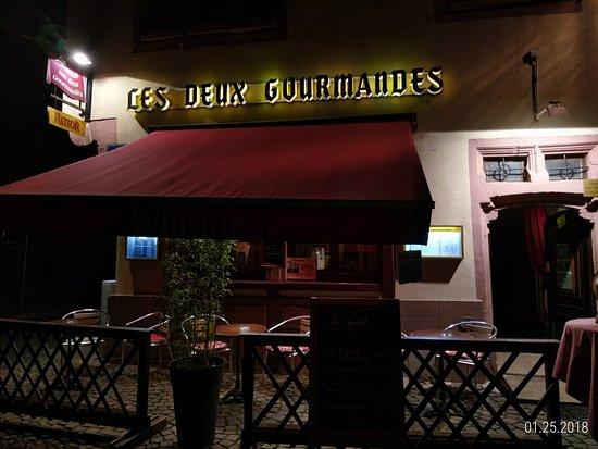 Restaurant Les Deux Gourmandes Strasbourg Numero De Telephone