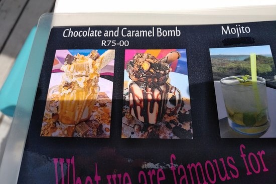 Wunderbar: Chocolate and Caramel Bomb