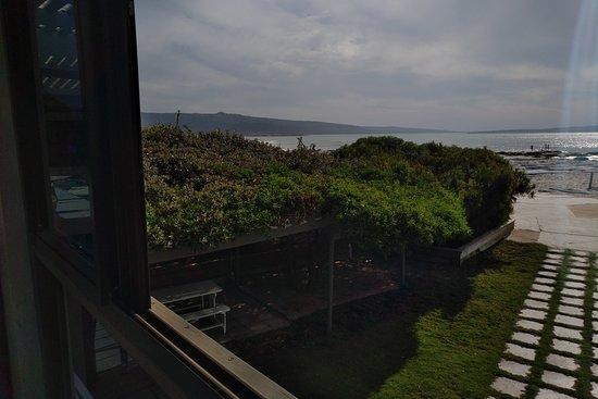 Wunderbar: Lagoon view