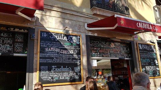 Foto de Carabela Cafe