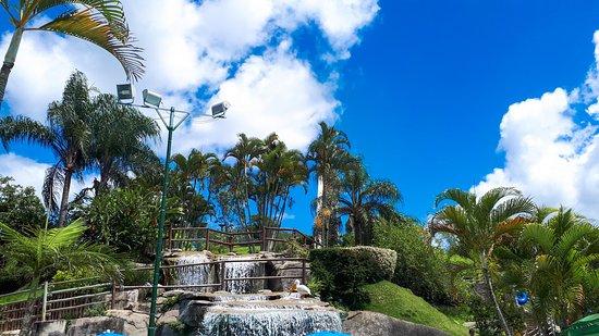 Aldeia Das Aguas Water Park : #aldeiadasaguas Cascatas