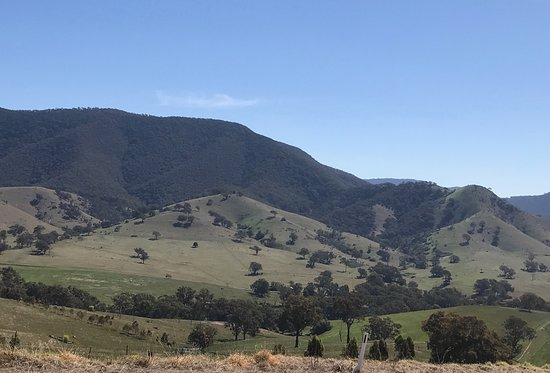 Swifts Creek, Australia: Connors Hill Lookout