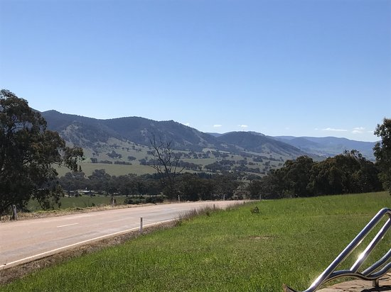 Swifts Creek, Австралия: Connors Hill Lookout