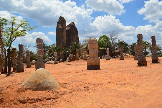 Sao Jose Do Belmonte, PE: Pedra do Reino