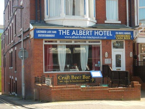 Albert's Ale Microbar
