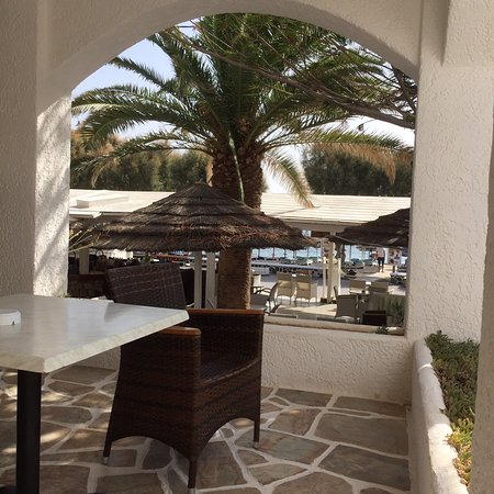 Balcony - Sellada Beach Hotel Photo
