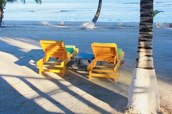 Early morning sun to warm your spirit – na slici je Blue Marlin Beach Resort, South Water Caye - Tripadvisor