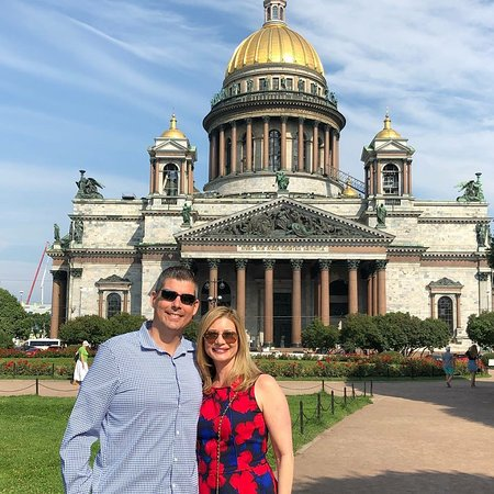 Small-Group 2-Day Visa-Free St Petersburg Highlights Tour: St. Peter's Church