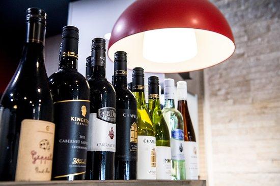 Poppo Korean & Japanese Restaurant : Wine