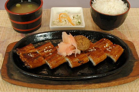 Poppo Korean & Japanese Restaurant : Eel(Unagi)