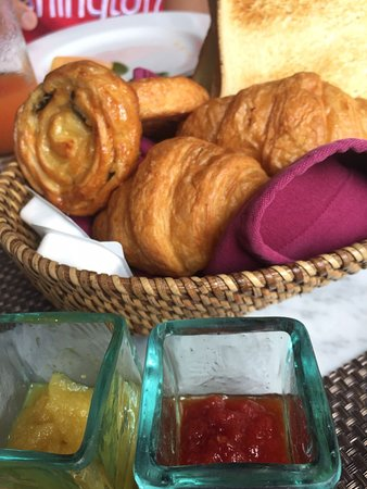 Royal Kamuela Ubud: breakfast variant