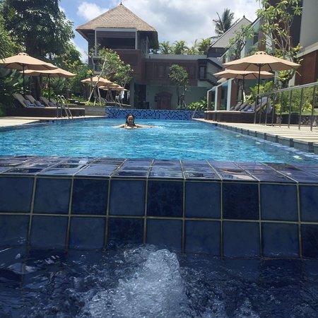 Royal Kamuela Ubud: large swimming pool