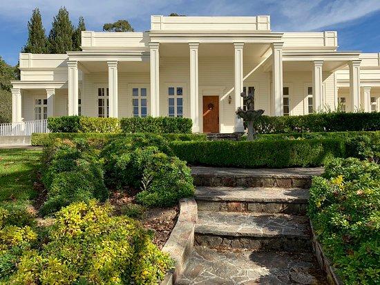 Haraszthy Villa
