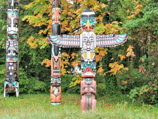 Totems in the Park