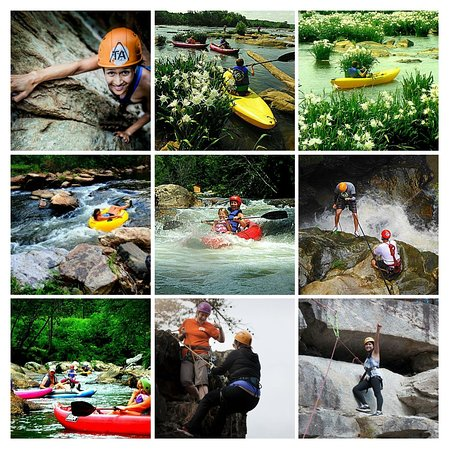 Spruce Pine, NC: 21 adventure to choose from https://thriftyadventuresnc.com/