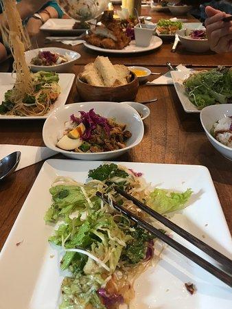 Bao Kitchen: hoy se come con palitos !