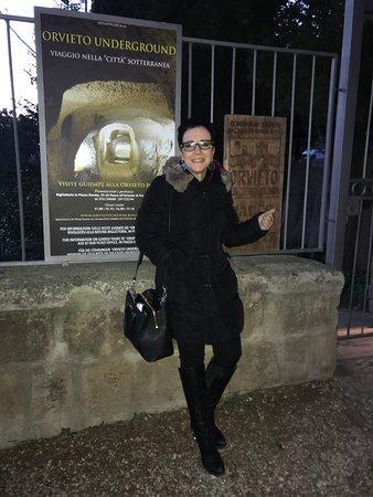 Orvieto Sotterranea Photo